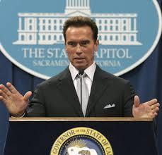 Arnold Schwarzenegger Legalized