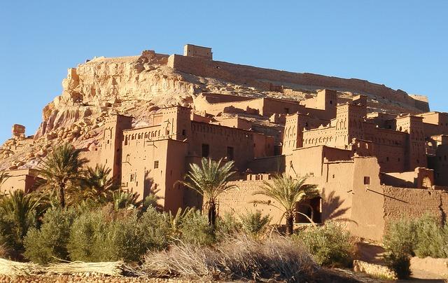 Anbaugebiet: Marokko