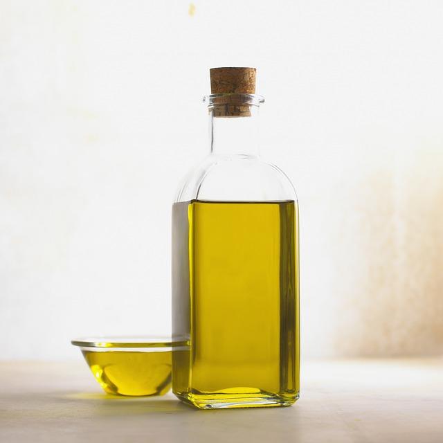 Hanf Öl aus Hanfsamen