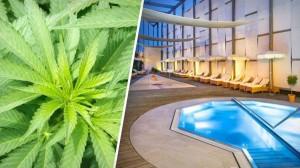 Illegale Cannabis-Therapien bieten Wellness-Hotels an