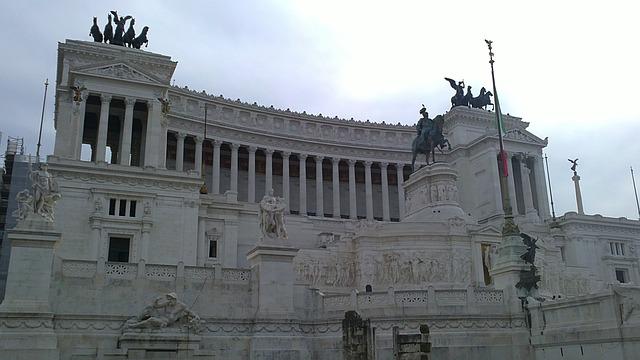 Italienisches Parlament