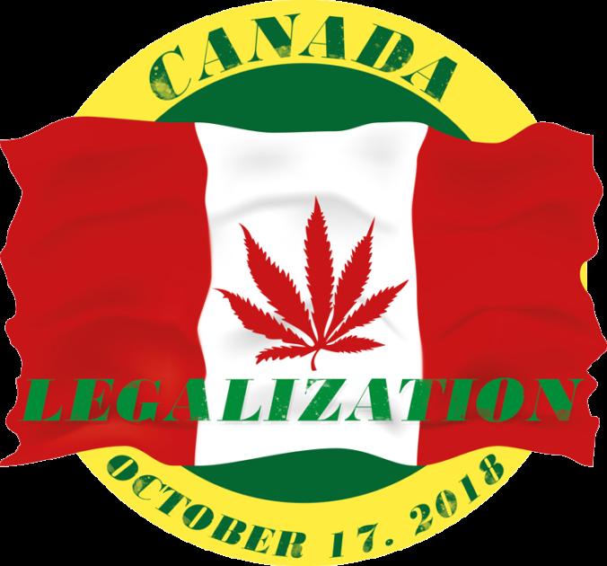 Cannabis legal in Kanada