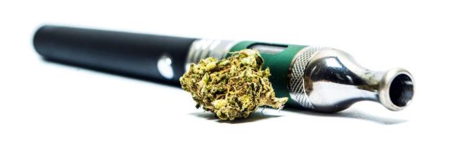 Vaporisierer-Weed