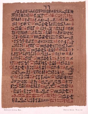 Ebers-papyrus
