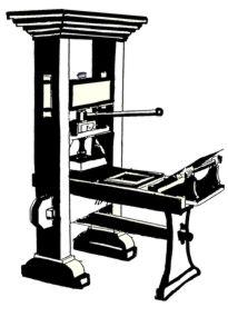 Gutenbergpresse